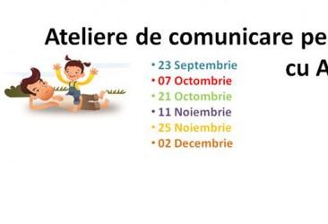 Ateliere de comunicare pentru parinti