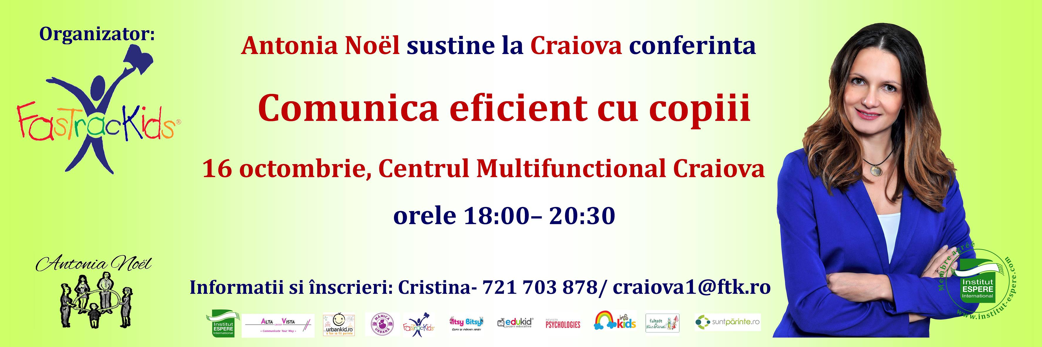 Comunica eficient Craiova