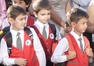 copiii si scoala